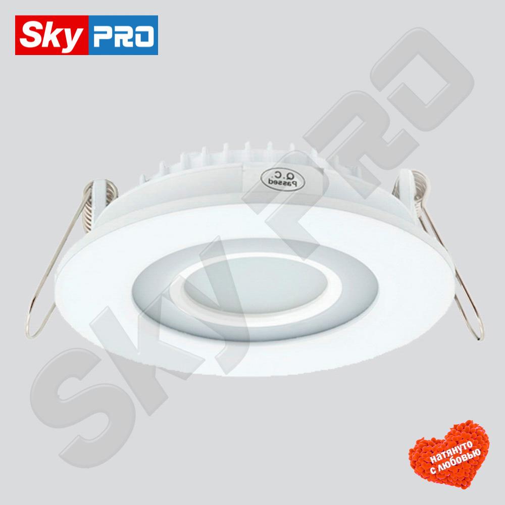 Купить светодиодный светильник Альфа x-002 6+2 w Стоимость